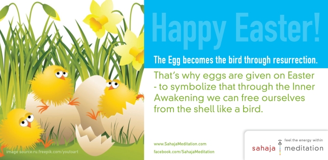 Easter_Eggs_chicks_Inner_Spiritual_Growth_Sahaja_Yoga_Meditation